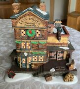Dept 56 East Indies Trading Co 58302 Dickens Village Retired With Original Box