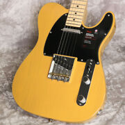 Fender Limited Edition American Performer Telecaster Butterscotch Blonde