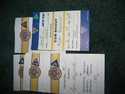 Cub Scout Boy Scout Pins Lot Of 5 Arrow Of Light Soccer And More