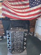 Ford Mercury Fe 390 Engine Blocks Re-manufactured Protected And Ready To Build