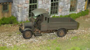 O Scale 1/43 European Style Truck - Professionally Weathered