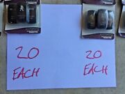 Carling/ Contra V-series Switch Covers 40 Packages =120 Switch Actuators