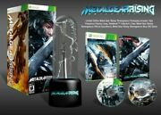 Metal Gear Rising Revengeance Limited Edition W/ Plasma Lamp For Xbox 360