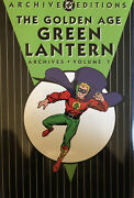 The Golden Age Green Lantern Archives Volume 1 Dc Comics Hardcover