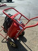 Amerex 488 Wheeled Commercial Fire Extinguisher - Type Abc - Reno Nv