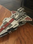 Lego Star Wars 8039 Republic Venator 100 Parts Are Here Only Missing Stickers