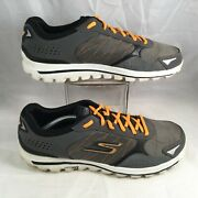Skechers Gogolf Lynx Mens Air Cooled Golf Shoes Sneakers Us 12