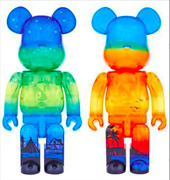 Be @ Rbrick 400 Great Slave Lake And Diamond Head Figure From Japan