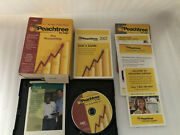 Peachtree By Sage Pro Accounting 2007 Complete Software Set W/ Guides Retail Box