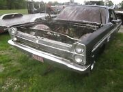 1965 Plymouth Sport Fury Front Clip Inner / Outer Fenders Grille - Minus Hood