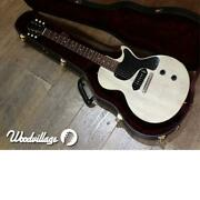 Gibson Custom Shop Historic Collection 1957 Les Paul Junior Vos Tv Whi