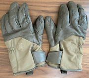 Arcandrsquoteryx Leaf Gloves Size Large Rare Gore-tex Green Od Cold Weather