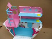 Barbie Cruise Ship, Incomplete.