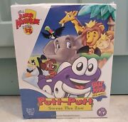 Putt Putt Saves The Zoo Big Box Humongous Entertainment Pc Computer Game Sealed