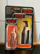 Star Wars Vintage Leia Bespin Trilogo No Repro Cut Bubble Palitoy