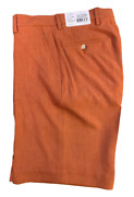 Shorts 28 Flat Front Relaxed 100 Microfiber Polyester Sportswear
