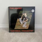 Abysmal Thoughts By The Drums Limited Edition Clear Vinyl 2021
