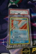Psa 7 Mew Gold Star - 101/101 - 2006 Ex Dragon Frontiers