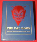 The P And L Book-walker-seaver-magic Catalog 1st Ed-close-up Stage Trick Illusions
