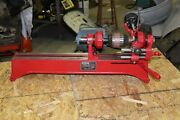 Old Antique Flathead Ford Era Car 30and039s 40and039s Tru Cut Armature Lathe And Growler