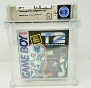 T2 Terminator 2 The Arcade Game Nintendo Gameboy Gbo Judgement Day Vga Wata