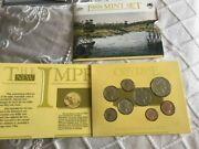 1988 Australia 7x Coin Mint Set Uncirculated Coin Collection Bicenennary