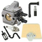 For Stihl Carburetor Kit 034 036 Ms340 Ms360 Engine Parts Replacement Useful