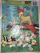 Vintage Golden Walt Disney's Classic Frame Tray Puzzles 8.25x11 Usa Lot Of 8 New