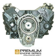 Chevrolet 5.7 Marine Engine 350 Reverse Rotation New Oem Replacement 1980-85
