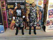 Mattel Wwe Battle Pack Series 41 Bubba Ray And D-von Dudley Boyz Figures Used