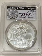 2020-p 1 Silver Eagle Emergency Issue Pcgs Ms70 Fs Cleveland Wreath Pop 45
