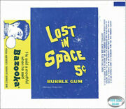 1966 Lost In Space Topps Trading Cards - Single Card And039s To Complete Your Set