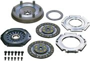 Hks Light Action Twin Disc Clutch Kit For 1991-1996 Toyota Soarer 26011-at001