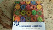 Photographic Reflections 1000 Piece Jigsaw Puzzle Donuts New Factory Sealed