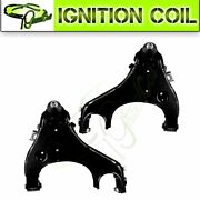 Steering Set 2 Parts Front Lower Control Arm For 99-04 Nissan Xterra Frontier
