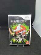 Ghostbusters The Video Game Nintendo Wii, 2009 Brand New