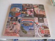 Lot Of 6 Brand New Phillps Cd-i Games -- Smithsonian Stamps Nature Etc.