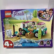 Lego Juice Truck - 41397 [friends 103 Pieces Ages 4+ Food Animals Toys] New