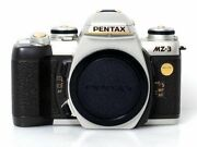 Pentax Mz-3 Special Edition 35mm Slr Film Camera Body Excellent From Japan F/s