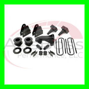 Readylift 69-2531 3.5/3 Sst Stage 4 Lift Kit 2011-16 Ford 6.7l Powerstroke 4wd