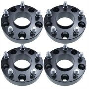 4pc 2 Hubcentric Wheel Spacers 5x5.5 Adapters Fits Ram Truck Dodge 2012-2018