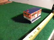 Lionel M.o.w. Self Powered - Red Blinking Light On Top Runs F/n/r - Fast Ship