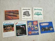 American Flyer 1932 1986 Ives Toy Train Revue Williams Price Guide Lot 7 Vintage
