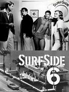 Surfside 6 Complete Series On Dvd Free Ship