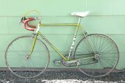 Legnano 1971 22.5 57cm Road Bicycle / Campagnolo Record Components New Decals