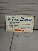 Old Maytag Advertising Sign