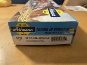 Athearn Ho Scale 50' Ps5344 Boxcar - Wisconsin Central Wc25003