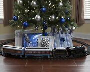 The Polar Express Battery Operated Model Train Set With Remote Control