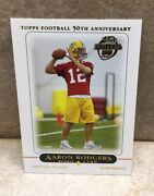 2005 Topps Aaron Rodgers Rookie Card  431 This Is The Card🔥