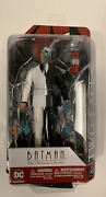 Dc Collectibles Batman The Animated Series Two-face Red Card 45 Figure